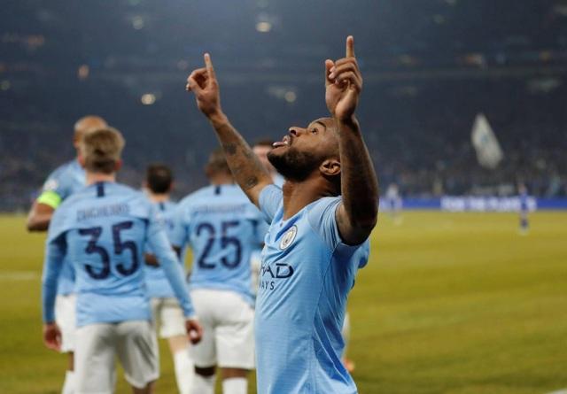 Nhìn lại màn ngược dòng ấn tượng của Man City trước Schalke 04 - Ảnh minh hoạ 20
