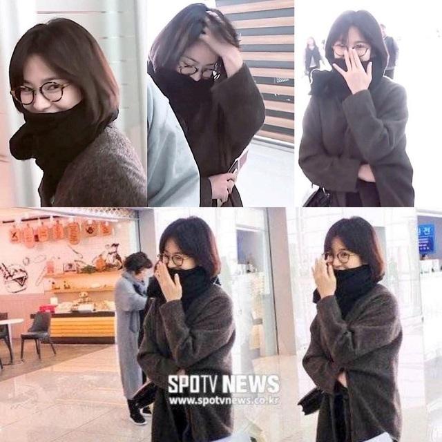 Song Hye Kyo gây chú ý khi không đeo nhẫn cưới giữa bão tin đồn ly hôn - 4