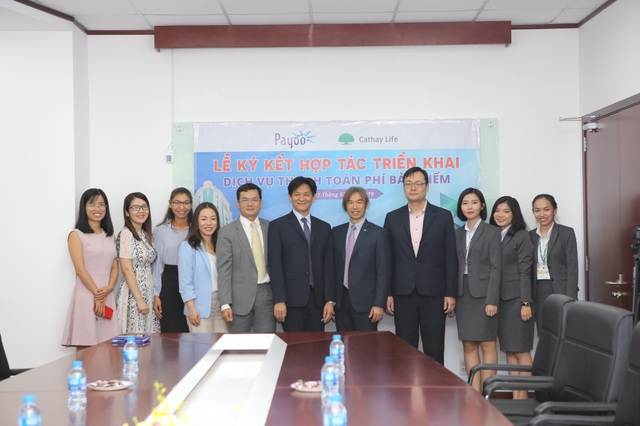 Cathay Life Việt Nam ký hợp tác với Payoo – Mở rộng kênh thu phí tái tục cho khách hàng - 2