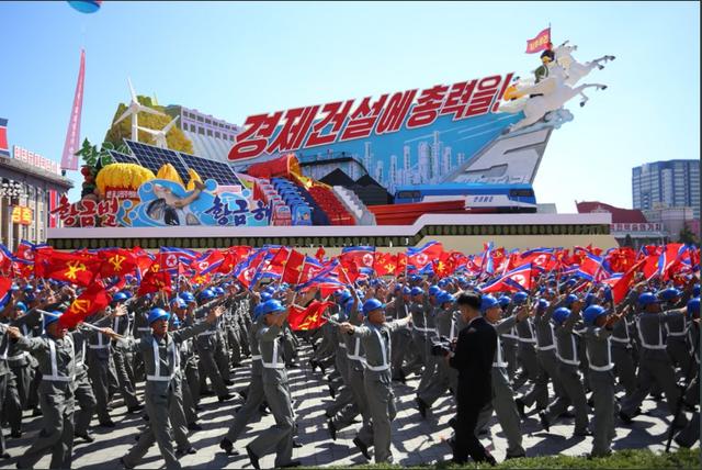 Kinh tế Triều Tiên tăng trưởng dưới thời ông Kim Jong-un bất chấp lệnh trừng phạt bủa vây - 1