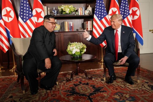 """Chuyện """"hậu trường"""" thú vị trong cuộc gặp thượng đỉnh Mỹ - Triều đầu tiên - 1"""