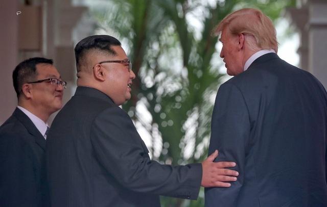 """Chuyện """"hậu trường"""" thú vị trong cuộc gặp thượng đỉnh Mỹ - Triều đầu tiên - 3"""