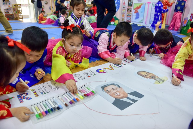 Ngôi trường Hà Nội có lớp học mang tên Kim Nhật Thành, Kim Jong Il - 5