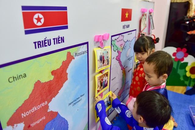 Ngôi trường Hà Nội có lớp học mang tên Kim Nhật Thành, Kim Jong Il - 7