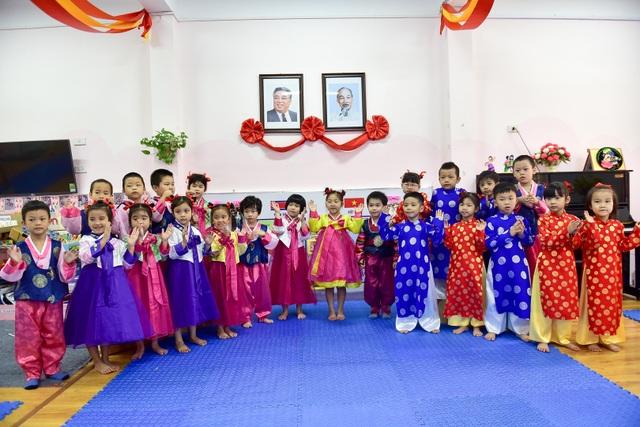 Ngôi trường tại Hà Nội có lớp học mang tên Kim Nhật Thành, Kim Chính Nhật - 8