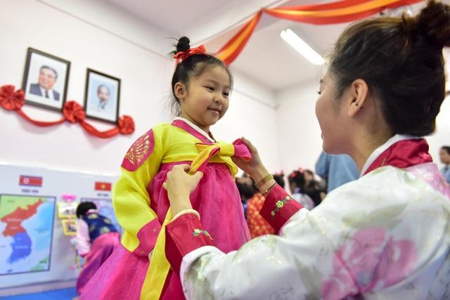Ngôi trường tại Hà Nội có lớp học mang tên Kim Nhật Thành, Kim Chính Nhật - 6