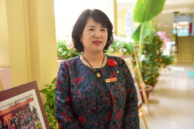 Ngôi trường tại Hà Nội có lớp học mang tên Kim Nhật Thành, Kim Chính Nhật - 12