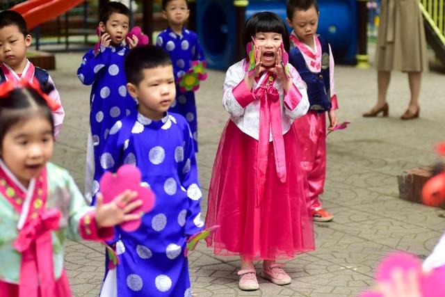 Ngôi trường tại Hà Nội có lớp học mang tên Kim Nhật Thành, Kim Chính Nhật - 3