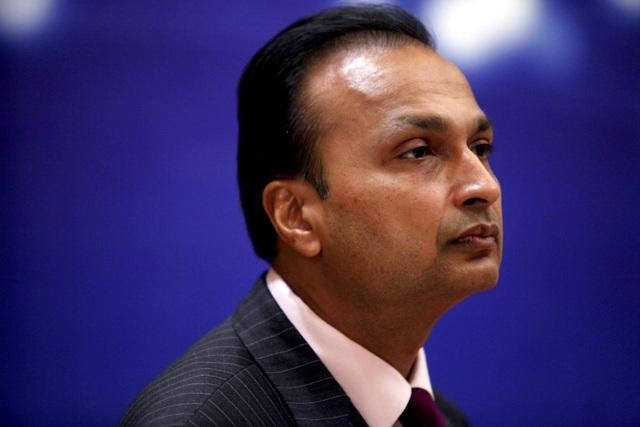 Tỷ phú Anil Ambani đã kịp trả 80 triệu USD tiền nợ để tránh ngồi tù 3 tháng. (Nguồn: Bloomberg)
