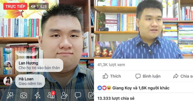 """Chuyên gia livestream Vũ Minh Hiếu gợi ýbí kíp"""" chốt đơn hàng online thành công - 2"""