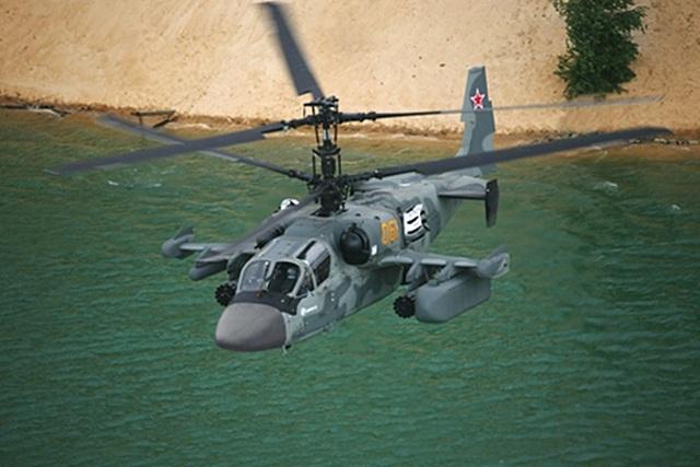 Các loại trực thăng quân sự lợi hại hàng đầu của quân đội Nga - 10