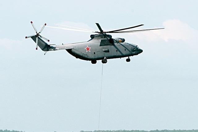 Các loại trực thăng quân sự lợi hại hàng đầu của quân đội Nga - 2