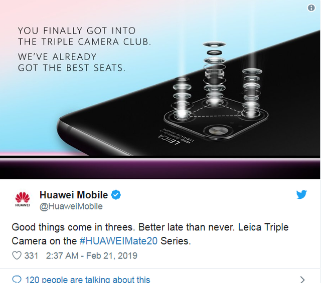 Huawei đá xoáy hàng loạt tính năng mới trên Galaxy S10 - 3