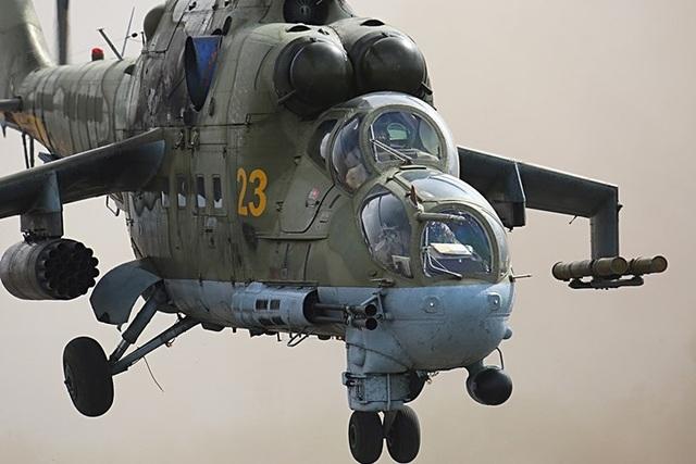 Các loại trực thăng quân sự lợi hại hàng đầu của quân đội Nga - 4