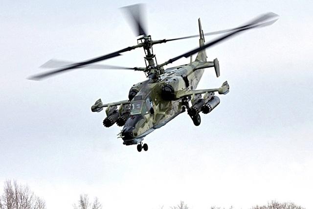Các loại trực thăng quân sự lợi hại hàng đầu của quân đội Nga - 5