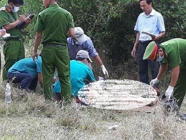 Truy bắt nghi phạm giết người phụ nữ trong rừng vắng