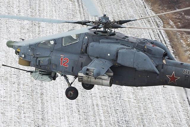 Các loại trực thăng quân sự lợi hại hàng đầu của quân đội Nga - 6