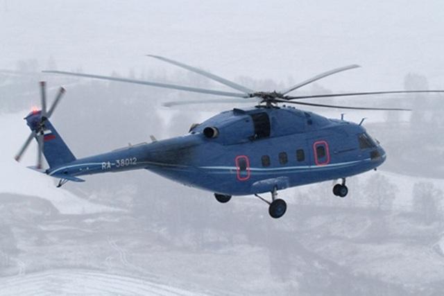Các loại trực thăng quân sự lợi hại hàng đầu của quân đội Nga - 9