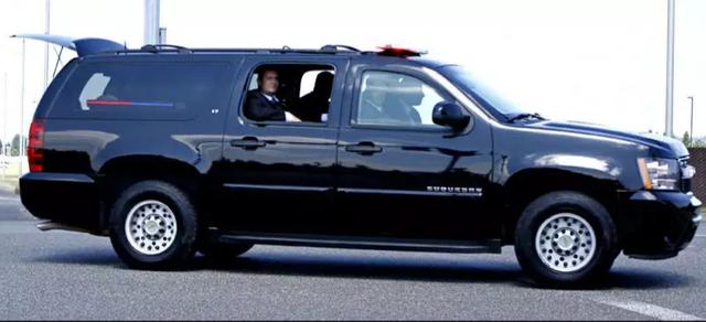 Những chiếc xe đặc biệt trong đoàn xe hộ tống Tổng thống Trump  - 3