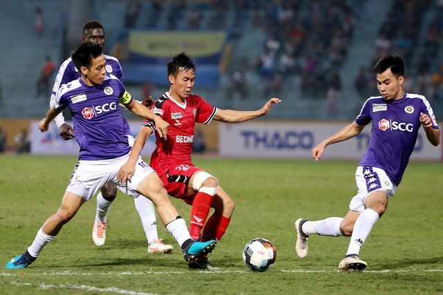 Vòng 1 V-League 2019: Chờ khởi đầu của nhà đương kim vô địch