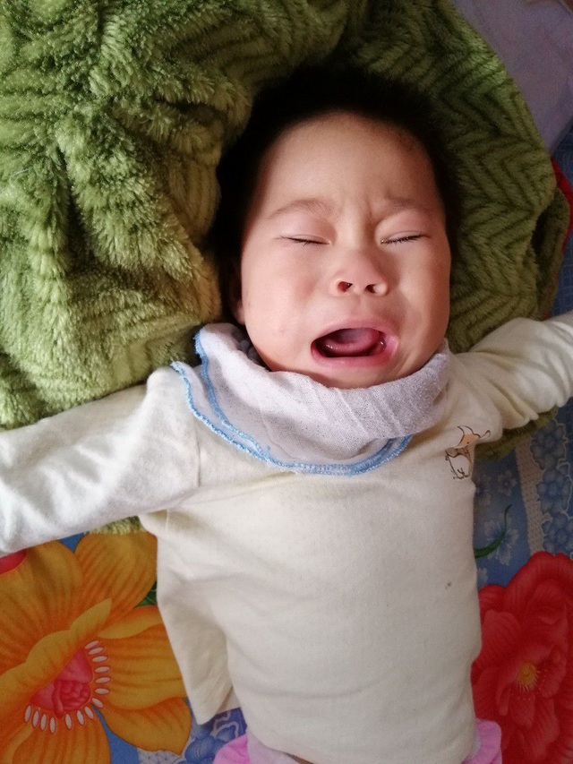 Bạn đọc giúp bé Hải Đăng bị bại não hơn 109 triệu đồng - 1