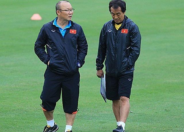 HLV Lee Young Jin dẫn dắt U22 Việt Nam dự SEA Games: Lựa chọn hợp lý