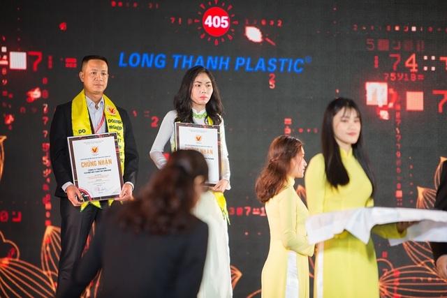 Công ty Nhựa Long Thành đạt danh hiệu Hàng Việt Nam chất lượng cao 2019 - 3