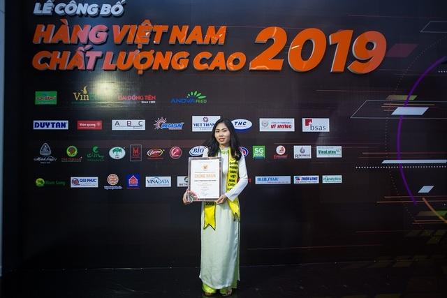 Công ty Nhựa Long Thành đạt danh hiệu Hàng Việt Nam chất lượng cao 2019 - 4