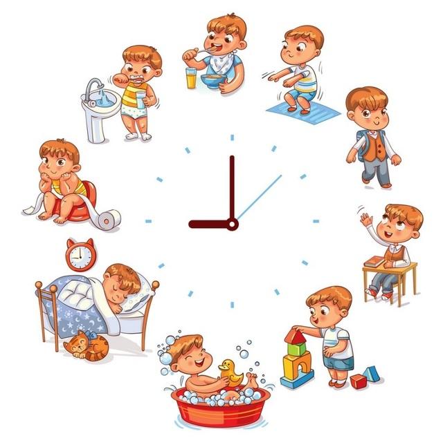 Vì sao trẻ tăng động giảm chú ý cần sinh hoạt theo thời gian biểu - 1