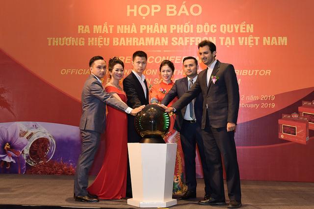 Ra mắt nhà phân phối Nhụy hoa Nghệ Tây Bahraman tại Việt Nam - 1