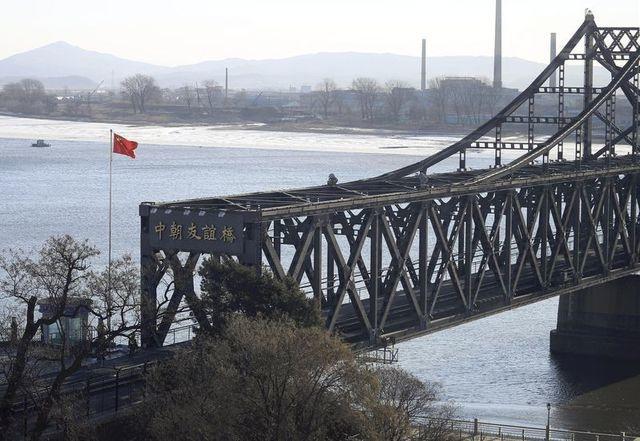 Khách sạn biên giới Trung -Triều dừng đặt phòng, ông Kim Jong-un có thể sắp rời Bình Nhưỡng - 1