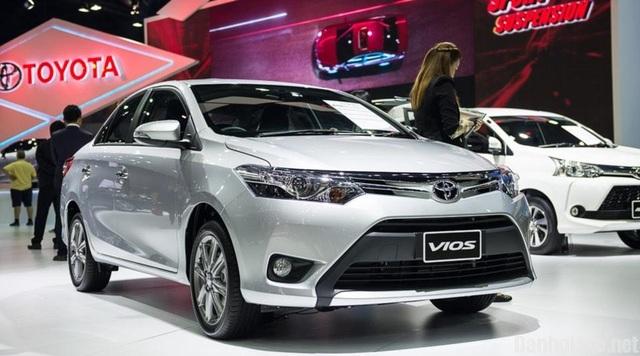 Tiêu thụ Vios suy giảm đầu năm, Toyota dễ mất ngôi vua xế hộp tại Việt Nam - 1