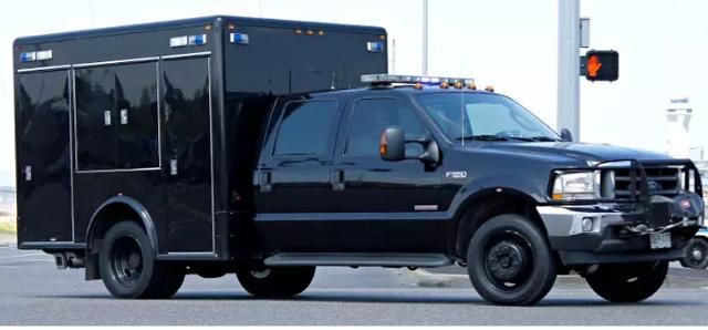 Những chiếc xe đặc biệt trong đoàn xe hộ tống Tổng thống Trump  - 6