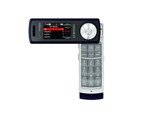 Nhìn lại những chiếc điện thoại phá cách của Samsung trong hơn một thập kỷ qua - 2