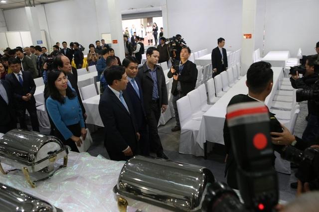 """Phó Thủ tướng """"tiết lộ"""" lí do Mỹ - Triều chọn Việt Nam để họp thượng đỉnh - 4"""