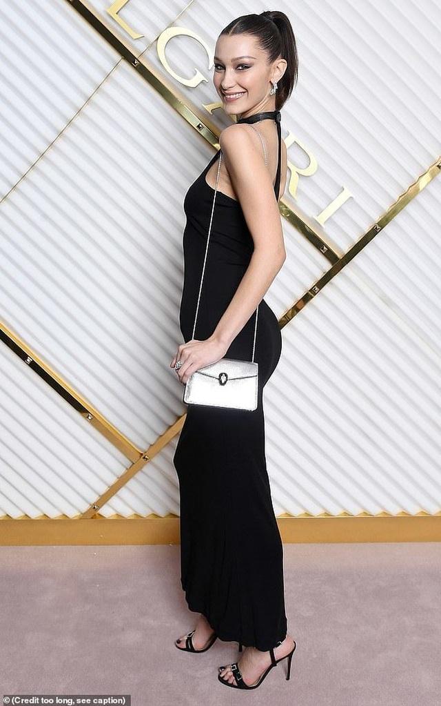 Bella Hadid nổi bật tại tuần lễ thời trang Milan - 3