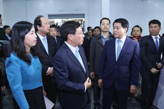 """Phó Thủ tướng """"tiết lộ"""" lí do Mỹ - Triều chọn Việt Nam để họp thượng đỉnh - 2"""