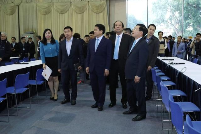 """Phó Thủ tướng """"tiết lộ"""" lí do Mỹ - Triều chọn Việt Nam để họp thượng đỉnh - 5"""