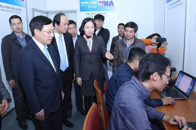 """Phó Thủ tướng """"tiết lộ"""" lí do Mỹ - Triều chọn Việt Nam để họp thượng đỉnh - 3"""