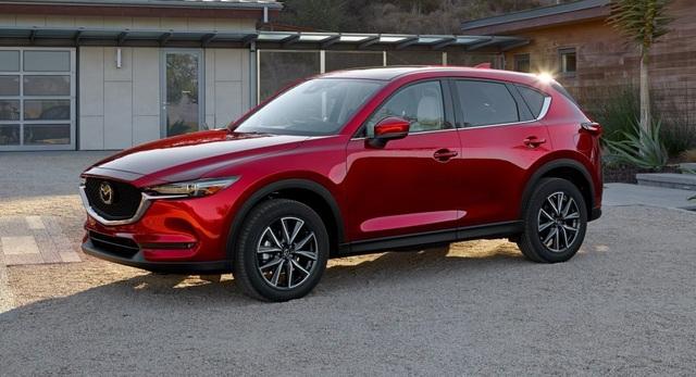 Điểm danh 10 mẫu xe tốt nhất năm 2019 - 2