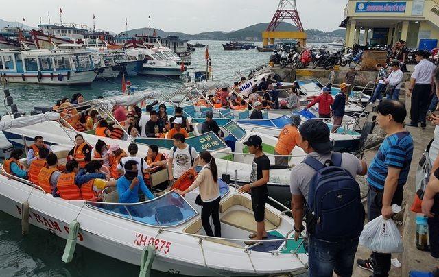 Bộ Công Thương bất ngờ vào cuộc sau Hội nghị điều chỉnh giá tour đảo Vịnh Nha Trang - 1