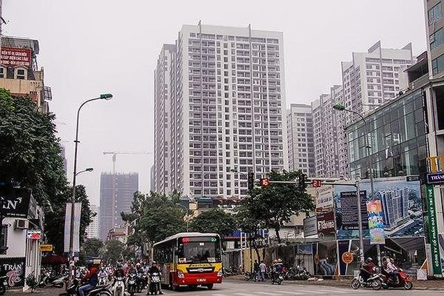 Chỉ duyệt xây chung cư, nhà cao tầng khi phù hợp quy hoạch - 1