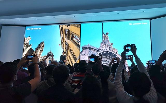 Oppo trình làng smartphone zoom quang 10X đầu tiên trên thế giới - 2