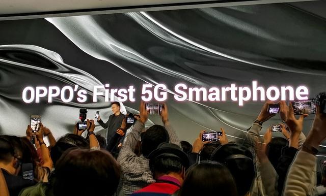 Oppo trình làng smartphone zoom quang 10X đầu tiên trên thế giới - 7