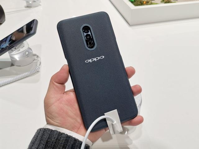 Oppo trình làng smartphone zoom quang 10X đầu tiên trên thế giới - 5