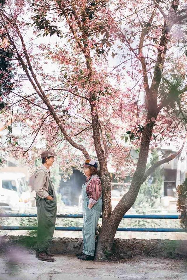 """Ngưỡng mộ tình yêu gần 40 năm vẫn """"xanh ngát"""" của hai ông bà Sài Gòn - 5"""