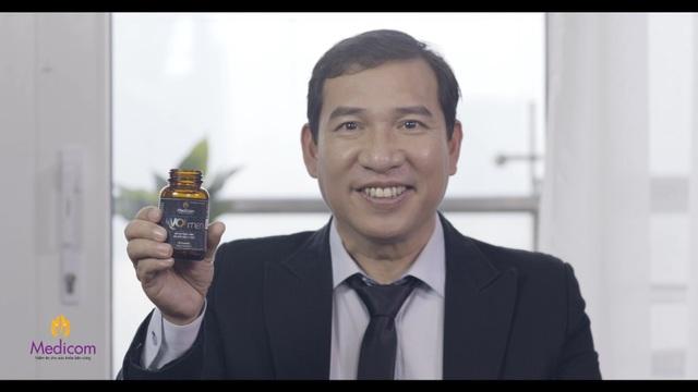 Kvoimen - Bí quyết giúp nghệ sĩ Quang Thắng giữ vững phong độ đàn ông tuổi xế chiều - 2