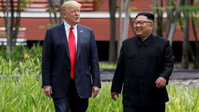 Hiệp ước và Nobel Hòa bình: Động lực đưa ông Trump tới thượng đỉnh tại Việt Nam  - 1