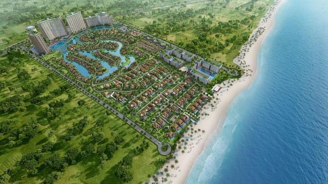 Novaland ra mắt dự án Novabeach Cam Ranh - Ngọc trời trong lòng vịnh - 1