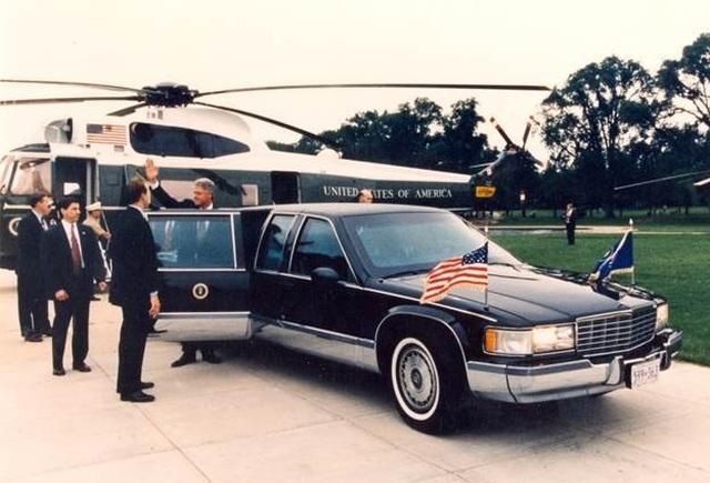 Xe tổng thống Mỹ thay đổi thế nào hơn 100 năm qua? - 12..jpg
